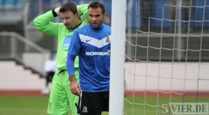 Eintracht Trier: Wiedersehen mit Baldo und Erinnerungen an ein 1:6