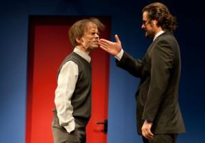 """(Physio)Therapie im Theater – Premiere """"Bandscheibenvorfall"""""""