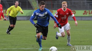 Eintracht Trier: Lewerenz wechselt nach Mainz – Stillstand bei Quotschalla