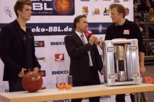 Ein Sieg gegen Ludwigsburg und ein Pokalspiel in Ulm
