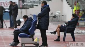 Fußball: Eintracht Trier testet Yesilyurt und Lahyani