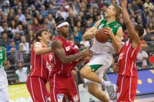 TBB rettet Pflichtsieg gegen LTi Gießen 46ers