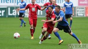 Regionalliga Südwest: Lewerenz zaubert Mainz II zum 3:0 im Spitzenspiel