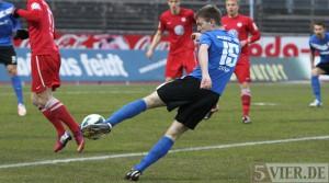 Volle Konzentration auf die Liga – Heimspiel gegen Großaspach