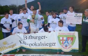 8:0 im Kreispokal-Finale: Klarer Sieg für DJK St. Matthias Trier – VIDEO