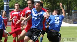 Das letzte Heimspiel der Saison – 1:1 gegen Eschborn