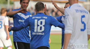 Tribünengast Karikari sieht 3:2-Sieg gegen Hoffenheim II