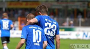 Eintracht Trier: Gut gesprungen, schlecht gelandet