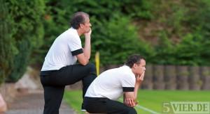 Training in den Beinen, Elversberg im Kopf
