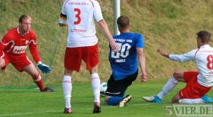 Eintracht Trier, Fortuna Köln und KAS Eupen testen heute in Leiwen