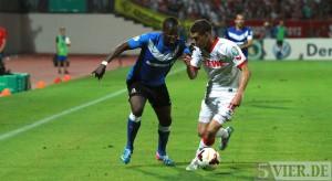 Eintracht Trier: Den Pokal im Kopf, den Transfermarkt im Blick