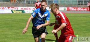 Eintracht Trier: Ein Spagat zwischen Bachelorarbeit und Spitzenspiel