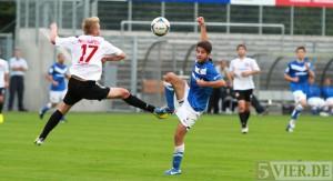 """Eintracht Trier: """"Ich wünsche mir mehr Stabilität"""" – 1:1 in Neckarelz"""