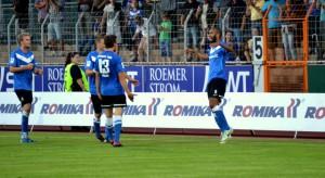 Eintracht Trier: Doppeltorschütze Comvalius dankt Mitspielern und Fans