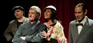 Theater Trier: Ach, ist der schick… Theo Lingen