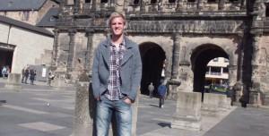 """Eintracht Trier: Der Bankkaufmann in der Abwehr träumt vom """"Rekordtor"""""""