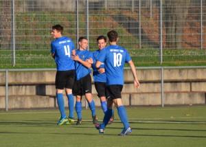 Trierer U23 siegt 2:0 gegen den TSV Emmelshausen