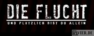 """""""Die Flucht – Und plötzlich bist du allein"""" – Ein Kurzfilm aus Trier"""