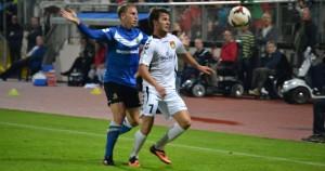 Lage der Regionalliga: Großaspach überwintert an der Tabellenspitze