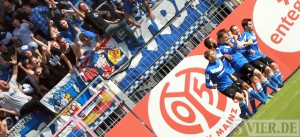 Achterbahnfahrt im Spitzenspiel – 3:3 bei Mainz II