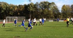 Bezirksliga: Furioses Föhren in Hälfte zwei – 2:1 gegen Konz