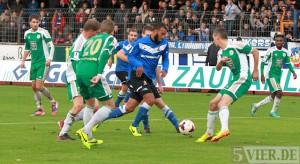 0:2 in Homburg – Eintracht Trier verliert bei Kiefer-Klub