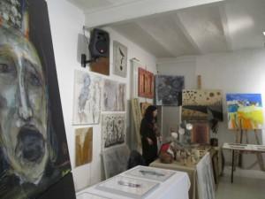 Markt der Künste – Jahresausstellung in der Europäischen Kunstakademie