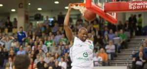 "TBB Trier: ""Ich bin Basketball-Junkie"" – Jermaine Bucknor im 5vier-Interview"