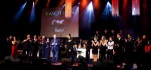 "Große Gefühle – Big Band ""Art of Music"" präsentiert ""Emotions"""