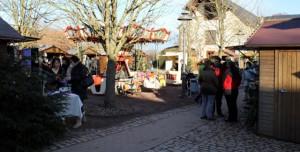 Weihnachtsmärkte der Region: Hoch von Roscheid komm ich her