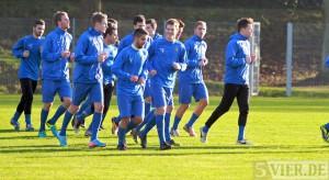 Nach dem Trainingslager: Eintracht Trier setzt Vorbereitung fort