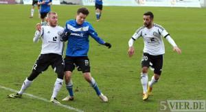 Eintracht Trier im Soll: Starker Auftritt in Elversberg