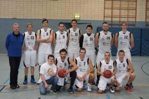 Basketball-Oberliga: TVG Baskets derzeit auf Rang vier