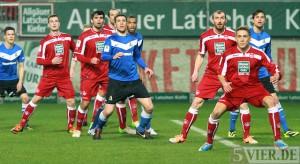 Eintracht Trier weiter ohne Sieg in diesem Jahr
