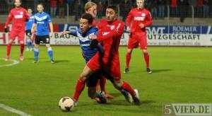 1:1! Eintracht Trier patzt auch gegen das Tabellenschlusslicht