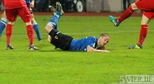 Ratlos an der Mosel – Eintracht Trier bleibt 2014 ohne Sieg
