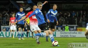 Wer wagt, gewinnt? Eintracht Trier vor dem Spiel in Hoffenheim