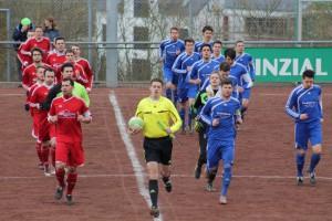 SG Ruwertal verliert zuhause 1:3 gegen die SG Binsfeld