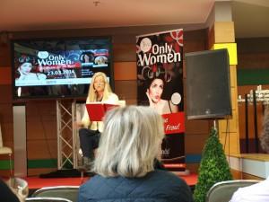 Hypnose und Haarentfernung – Frauenmesse in der Europahalle