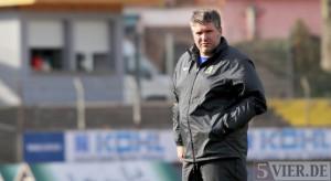 Erstes Kiefer-Training bei Eintracht Trier