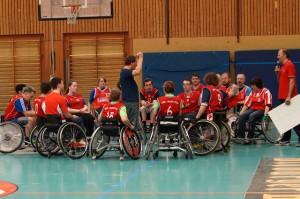 5. Jedermannturnier im Rollstuhlbasketball ein voller Erfolg