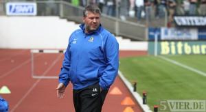 """Eintracht-Coach Kiefer: """"Bin keiner, der große Sprüche klopft."""""""