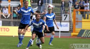 Eintracht Trier mit Nullnummer gegen Offenbach