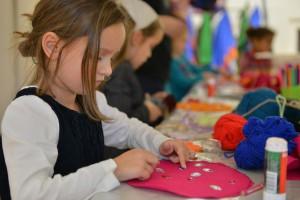Kreativatelier für Kinder