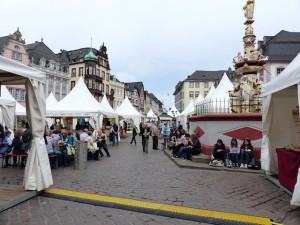 Der Ostermarkt kommt wieder nach Trier