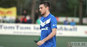 Eintracht Trier: Fabian Zittlau feiert Comeback