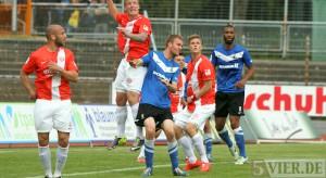 Eintracht Trier will Auswärtssieg in Frankfurt