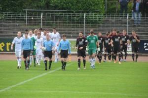 0:0 – Salmrohr erzielt trotz doppelter Überzahl keinen Treffer