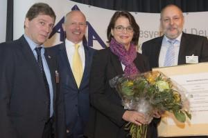 Innovationspreis 2014 für Sabine Steinbach