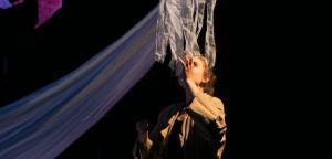 Bühne1-Premiere: Von einer, die nicht weiß, wann Schluss ist